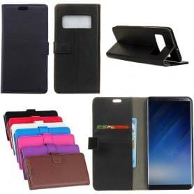 Mobil lommebok 2-kort Samsung Galaxy Note 8 SM-N950F mobilveske