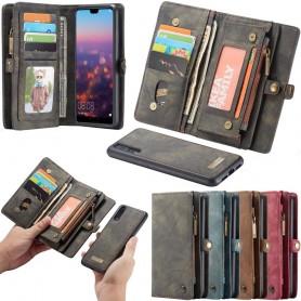 Multi Wallet 11 Card Huawei P20 Mobile Case Case Caseme Caseonline