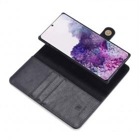 Mobil lommebok Magnetisk DG Ming Samsung Galaxy S20 Plus svart